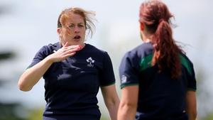 Former Ireland captain Fiona Coghlan is confident of Ireland's chances against Australia