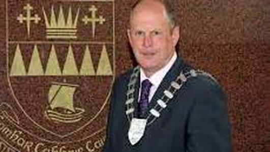 Séamus Cosaí Mac Gearailt, Comhairleoir Fine Gael.