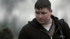 Patrick (John Connors) - Trying to stay one step ahead of Nidge (Tom Vaughan-Lawlor)