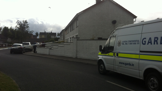 Gardaí say a gunmen approached the pair and opened fire