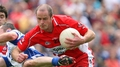 Former Derry captain McCloy collapses during game