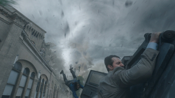 Richard Armitage in Into the Storm