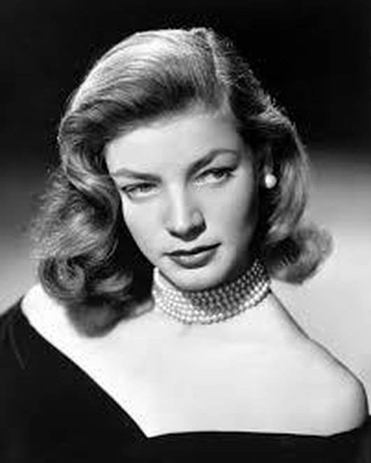 Death of a Hollywood Star - Lauren Bacall