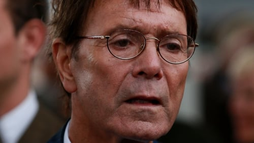 Cliff Richard has firmly denied any wrongdoing