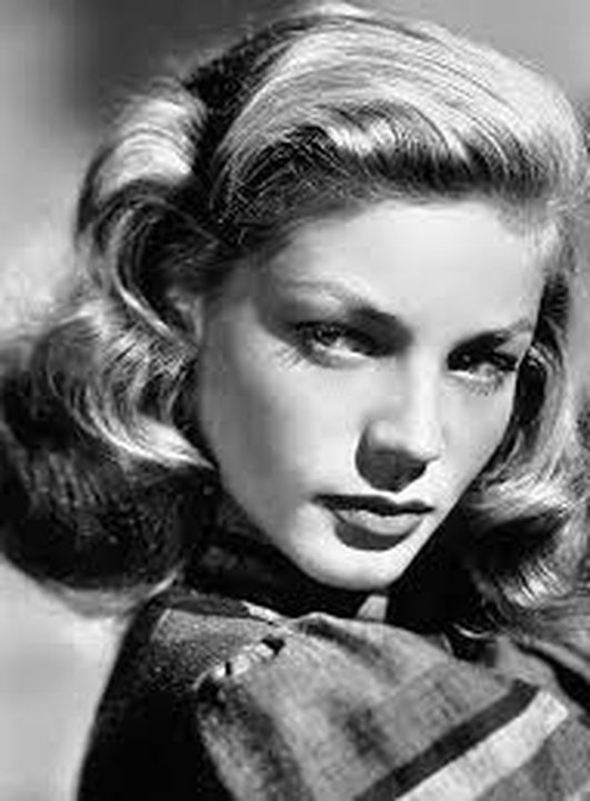 Death of Lauren Bacall