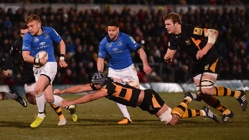 Leinster last met Wasps in the Challlenge Cup quarter-finals of 2013, with the Irish side coming out 48-28 on top