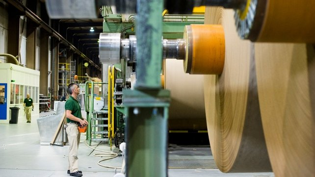 Total output from US manufacturing, mining and utility companies rose 0.4% in July