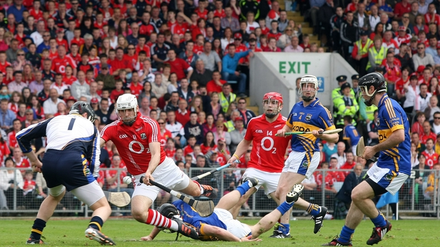 A view of the last championship meeting between Cork and Tipperary in the 2012 Munster semi-final