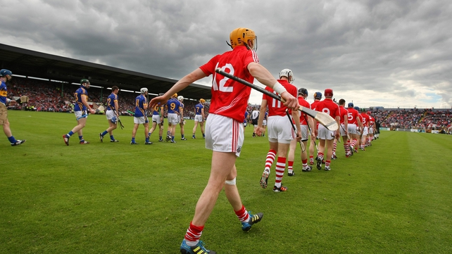 Tipperary edged past Cork in the 2012 Munster semi-final - the last time the counties met in the championship