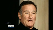 Wife reveals Robin Williams was in early stages of Parkinson's