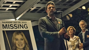 We are never quite sure if Affleck is playing the grieving husband or an apathetic jock