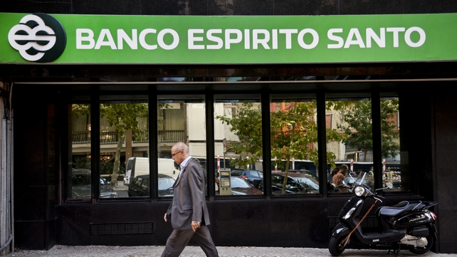 Banco Espirito Santo has failed to provide adequate information on its financial position - KPMG