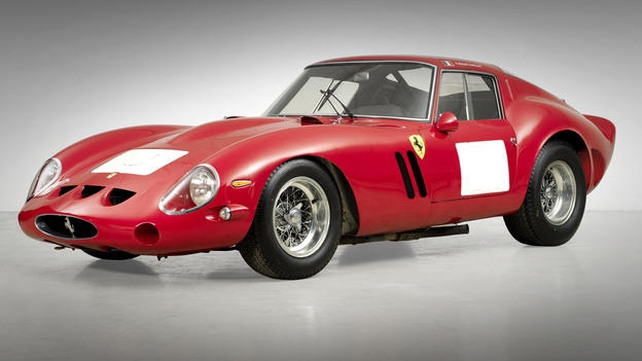 One family had owned the 1962 Ferrari 250 GTO for 49 years from 1965 to 2014