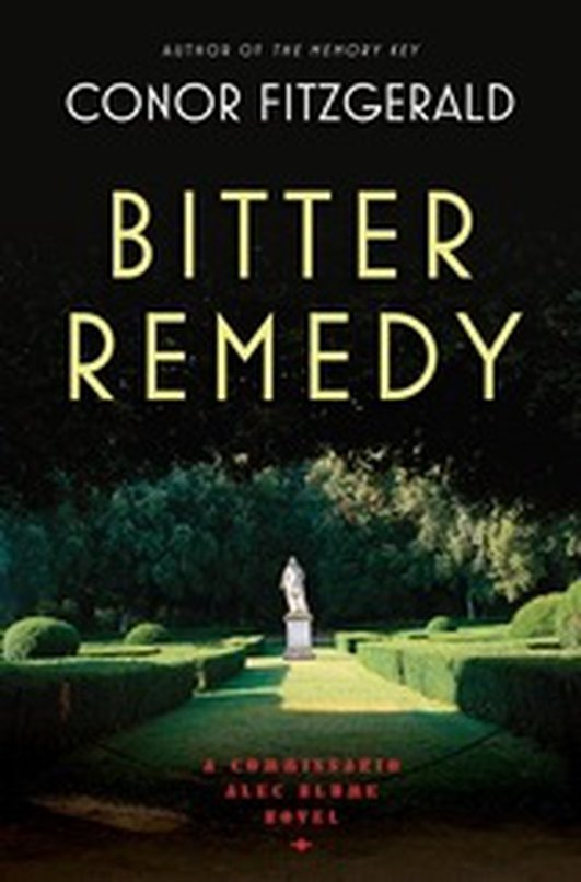 Book Review: Bitter Remedy by Conor Fitzgerald