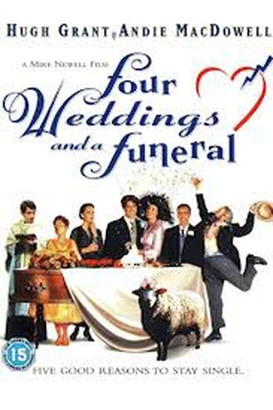 """Four Weddings and a Funeral"" is 20 Years Old"