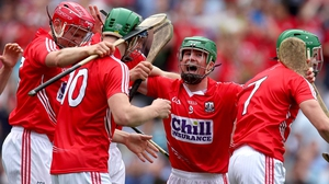 Daniel Kearney and his Cork colleagues are 70 minutes away from a consecutive All-Ireland final appearance