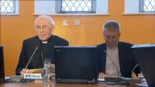 Clerical sex abuse survivors say Cardinal Brady should have resigned sooner