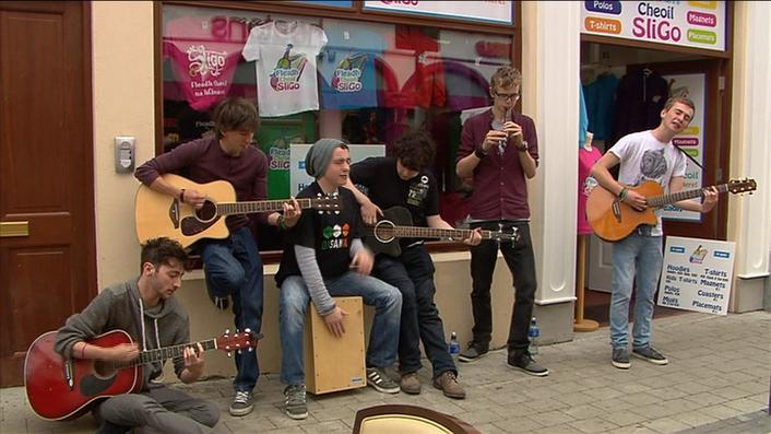 Fleadh Cheoil 2015 gets underway in Sligo