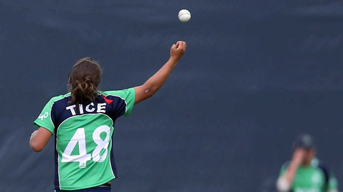 Elena Tice struck 33 and claimed two wickets