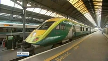 Rail strike extended to five days