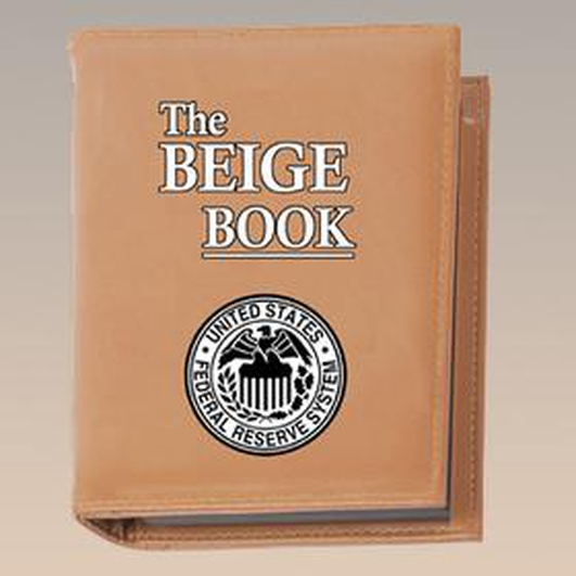 The Beige Book