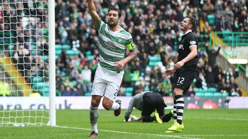 Charlie Mulgrew believes Celtic must retain caution in their Champions League second leg tie against Maribor