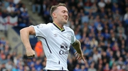 Aiden McGeady joined Everton after a three-year stint with Spartak Moscow
