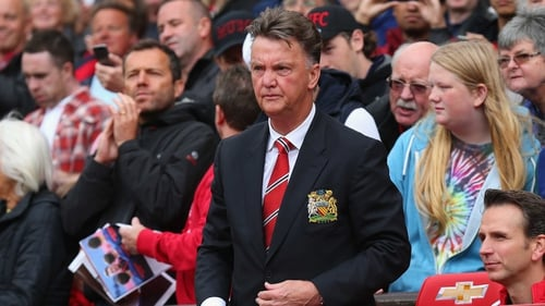 Louis van Gaal: 'We have one point and that is not good enough for Manchester United'