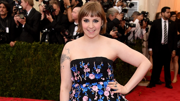 Lena Dunham will be back with Girls in the new year