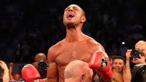 Kell Brook: 'He's delicate around the whiskers...'