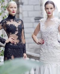 Top models launch Lya Solis boutique