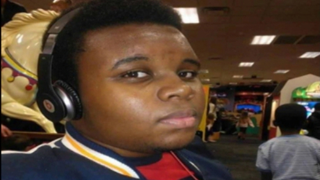 Michael Brown was shot dead on 9 August
