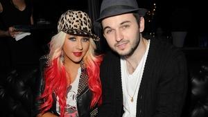Christina Aguilera and boyfriend Matt Rutler