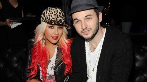 Christina Aguilera, Matt Rutler