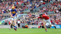 Tipperary full-forward Seamus Callanan on his delight at reaching the All-Ireland final