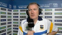 Tipperary manager Eamon O'Shea felt his side 'ground out a win' despite their comfortable victory over Cork