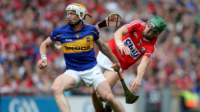Padraic Maher and Tipperary are now 70 minutes away from a first All-Ireland title since 2010