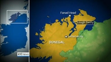 Man has died after falling into sea in Co Donegal