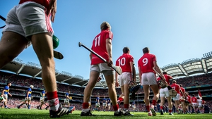 Cork and Tipperary take to the field ahead of their All-Ireland SHC semi-final