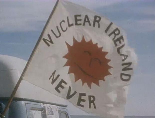 Anti-Nuclear Flag