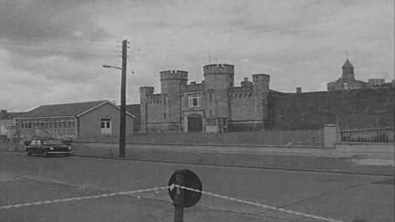 IRA Prisoners Escape from Portlaoise Prison