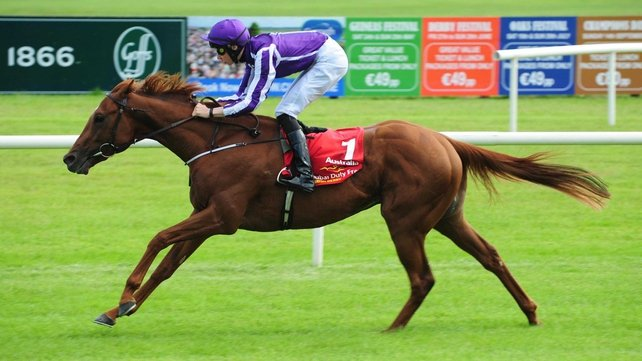 Australia takes on his elders for the first time in the Juddmonte International on Wednesday
