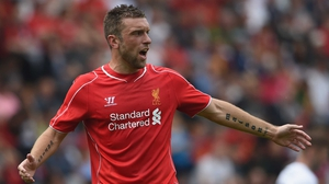 Rickie Lambert during his Liverpool days