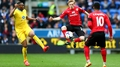 Palace fined over Cardiff line-up 'leak'