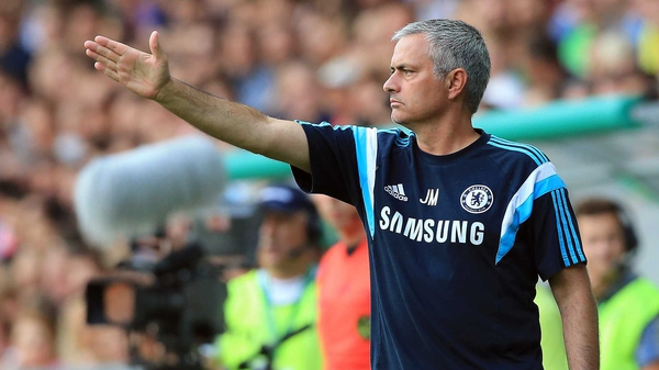 Jose Mourinho: 'We have worked on expecting a team to be defensive and try to close every road to goal.'
