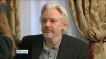 Julian Assange to leave Ecuadorean embassy 'soon'