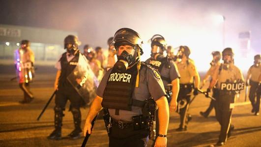 Tensions remain high in Ferguson
