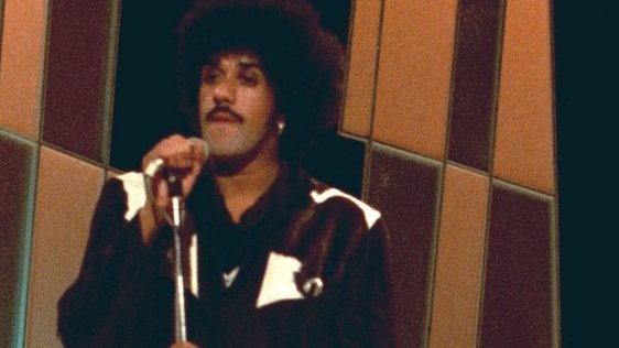 Phil Lynott On The Late Late
