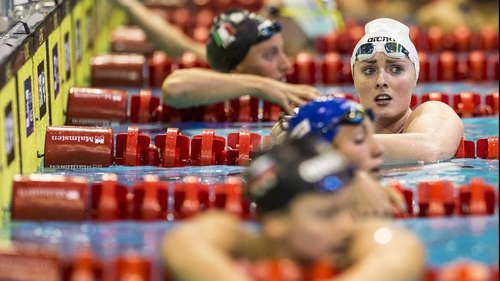 Fiona Doyle won a silver medal in the 100m breaststroke at the 2013 World University Games