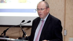Permanent TSB's chief executive Jeremy Masding